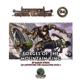 Dungeon Crawl Classics #54: Forges of the Mountain King
