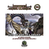 Dungeon Crawl Classics #55: Isle of the Sea Drake