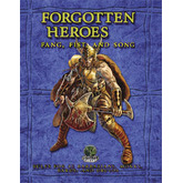 Forgotten Heroes: Fang, Fist, and Song