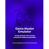 Mythic Game Master Emulator