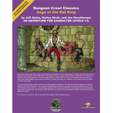 Dungeon Crawl Classics: Saga of the Rat King