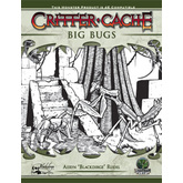 Critter Cache: Big Bugs