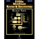 Rooms & Encounters: Black Idol