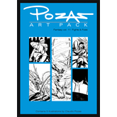Pozas Art Pack: Fantasy vol. 11 - Fights and Foes