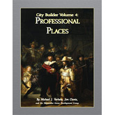 City Builder Volume 4: Professional Places