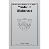 Cthulhu Live's Mysteries of the Mythos: Murder at Miskatonic
