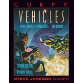 GURPS Classic: Vehicles