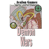 Demon Wars, Set 1, Mini-Game #81