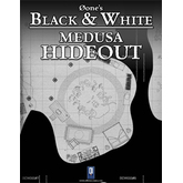 0one's Black & White: Medusa Hideout