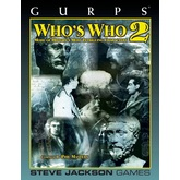GURPS Classic: Who's Who 2