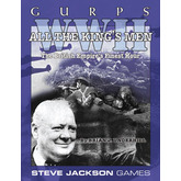 GURPS WWII Classic: All the King's Men