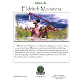 Eldritch Monsters