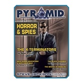Pyramid #3/05: Horror & Spies