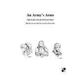 An Army's Arms:  Slyvanian Infantry