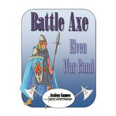 Battle Axe, Elven War Host