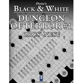 Dungeon of Terror #1: Orcs' Nest