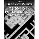 Dungeon of Terror #2: Assassins' Brotherhood