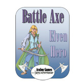 Battle Axe Elven Hero