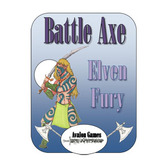 Battle Axe Elven Fury