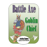 Battle Axe Goblin Chief