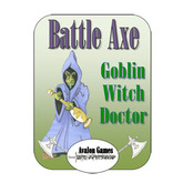 Battle Axe Goblin Witch Doctor