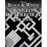 Dungeon of Terror #4: The Maze