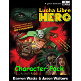 Lucha Libre Hero (HD Character Pack)