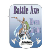 Battle Axe Elven Knight