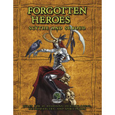 Forgotten Heroes: Scythe and Shroud