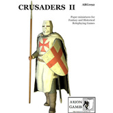 Paper Miniatures: Crusaders II