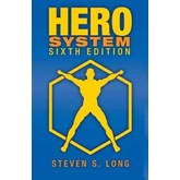 HERO System 6th Edition Bundle