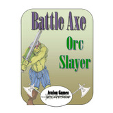 Battle Axe Orc Slayer