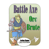 Battle Axe Orc Brute