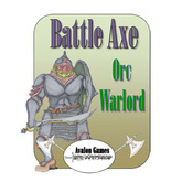 Battle Axe Orc Warlord