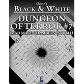 Dungeon of Terror #7: Mad Mage Chambers (South)