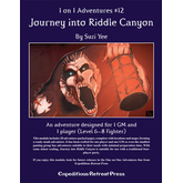 1 on 1 Adventures #12: Journey into Riddle Canyon
