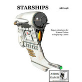 Paper Miniatures: Starships Set
