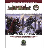 Dungeon Crawl Classics #63: The Warbringer's Son