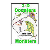 3-D Counter Sets, Set 07
