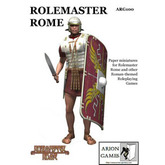 Paper Miniatures: Rolemaster Rome Set