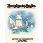 Fantasy Ships of the High Seas
