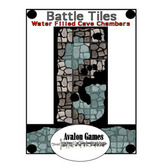 Battle Tiles, Water Filled Cave Chambers