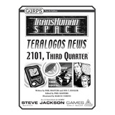 Transhuman Space: Teralogos News - 2101, Third Quarter