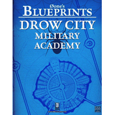 0one's Blueprints: Drow City - Military Academy