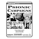 GURPS Psionic Campaigns