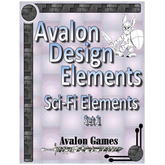 Avalon Design Elements Sci-Fi Set #1
