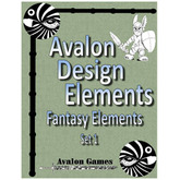 Avalon Design Elements Fantasy Set #1