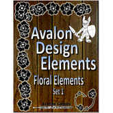 Avalon Design Elements Floral Set #1