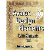 Avalon Design Elements Celtic Set #1