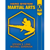 HERO System Martial Arts (HD Character Pack)